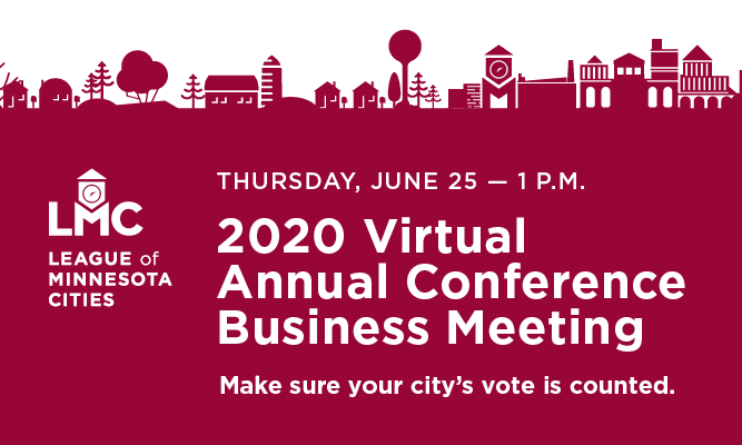 2020 Virtual Annual Conference Business Meeting