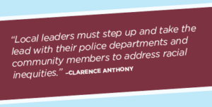 Quote from the article by Clarence Anthony