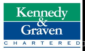 Kennedy & Graven logo