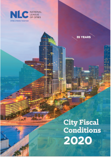 cover of the Fiscal Conditions report