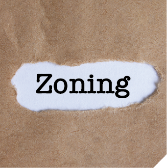 "The word ""zoning"""