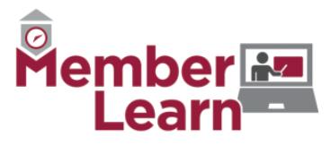 MemberLearn logo