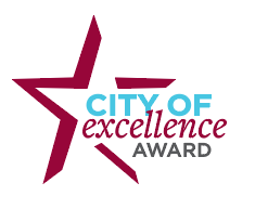 City of excellence award
