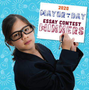 Mayor For A Day Essay Contest Winners